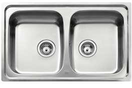 Kjøkkenvask UNI200-WT