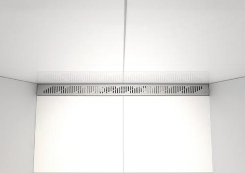 Twist sluk side 75mm X 600mm