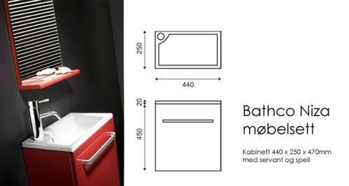 Kabinett rød