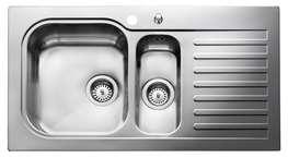 Kjøkkenvask 920L