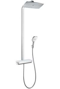 Select E 360 1jet Showerpipe Nordic