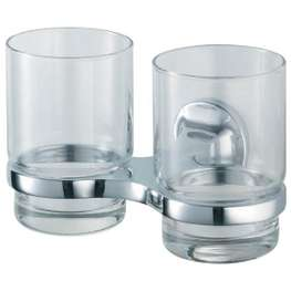 Glassholder, dobbel