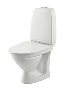 6832 toalett, kort