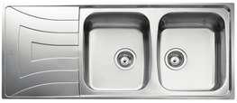 Kjøkkenvask UNI200D-WT