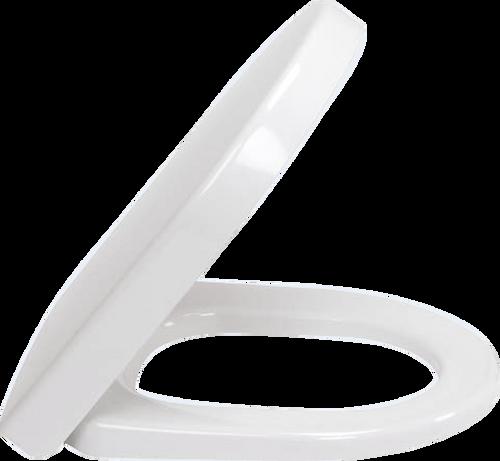 Toalettsete med softclose og quickrelease