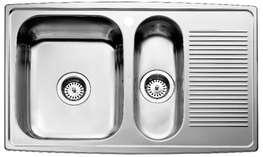 Kjøkkenvask HZD815SH-02